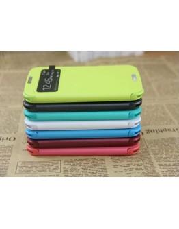Husa protectie Flip Cover Smart View pentru Samsung Galaxy S4 I9500/I9505